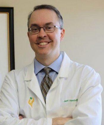 Dr Jeff Haebe